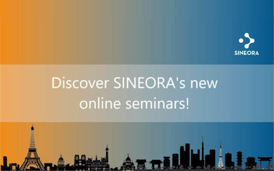 SINEORA has launched its new monthly Online seminar series!