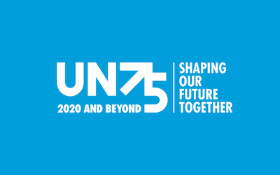 SINEORA supports The Futures Project for the UN's 75th anniversary.